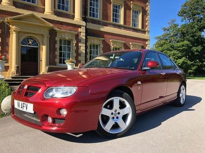 used MG ZT 120 + 1.8 4dr