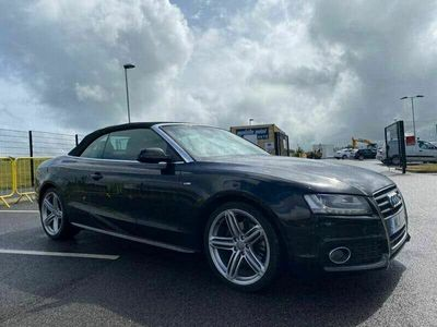 used Audi A5 2.0TD S Line (170ps) Convertible 2d