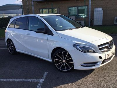 used Mercedes B180 B CLASS 2014 KidlingtonCDI Sport Executive 5dr