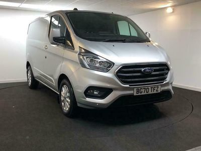 used Ford 300 Transit CustomSWB 2.0 Tdci Limited 130PS