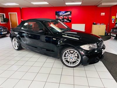 used BMW 135 Cabriolet
