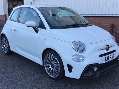 used Abarth 595 2018 Stockport 1.4 T-Jet 145 3dr