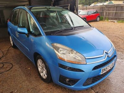 used Citroën C4 Picasso 1.6 HDi VTR+ MPV 5dr Diesel EGS (150 g/km, 110 bhp)