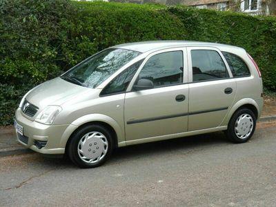 used Vauxhall Meriva Life Twinport 1.4 5dr