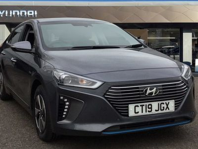 used Hyundai Ioniq 1.6 GDi Hybrid Premium SE 5dr DCT Hybrid Hatchback Auto