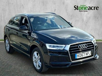 used Audi Q3 1.4 TFSI CoD S line Edition (s/s) 5dr