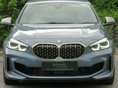 used BMW M135 1-Series Hatchback i xDrive Sport Automatic 5d
