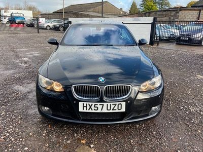 used BMW 330 3-Series Convertible i SE 2d Auto