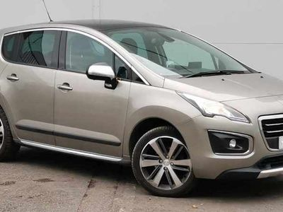 used Peugeot 3008 1.6 BlueHDi 120 Allure 5dr