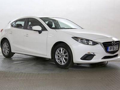 used Mazda 3 2.0 SE