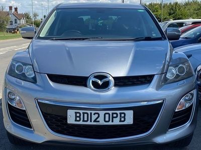 used Mazda CX-7 Estate 2.2d Sport Tech 5d