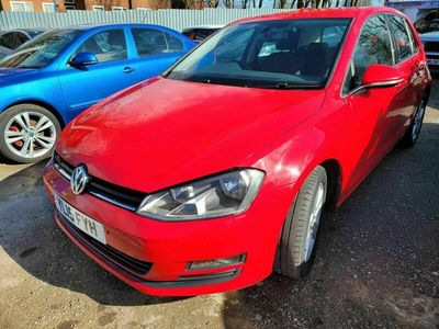 used VW Golf 1.6 TDI BlueMotion Tech Match (s/s) 5dr