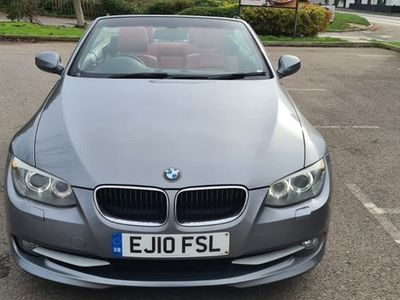 used BMW 320 3-Series Convertible d SE (2010) 2d Step Auto