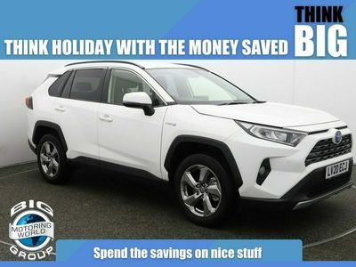 used Toyota RAV4 VVT-I DESIGN for sale | Big Motoring World