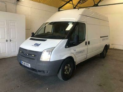 used Ford Transit 2.2 TDCi 350 High Roof MWB 3dr
