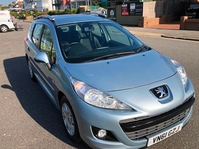 used Peugeot 207 1.6 HDi (92bhp) Active 5d