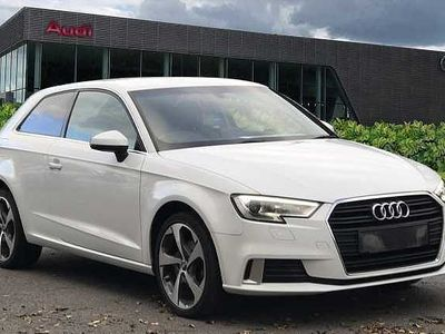used Audi A3 Sport 1.0 TFSI 116 PS 6-speed