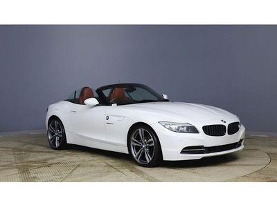 used BMW Z4 Series 2.5 23i M Sport Highline Convertible 2dr Petrol Manual sDrive (199 g/km, 204 bhp)