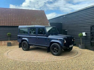 used Land Rover Defender 1102.5TD County Td5 Station Wagon 5d
