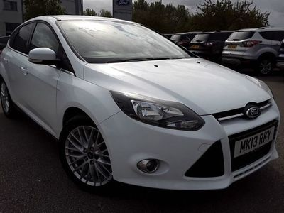 used Ford Focus 1.0 Ecoboost Zetec 5dr