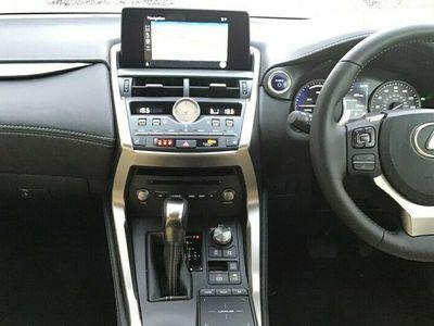 "used Lexus NX300h 2.5 5dr CVT [8"" Nav]"