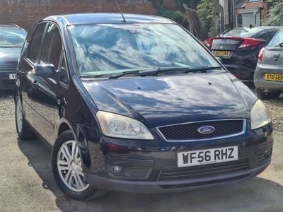 used Ford C-MAX Estate 2.0 Ghia 5d Auto