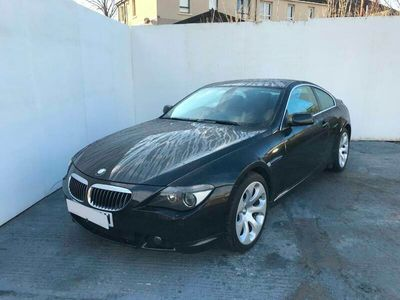 used BMW 645 6 Series Ci 2dr Auto