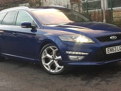 used Ford Mondeo 2.0 Ecoboost Titanium X Sport 5Dr Powershift