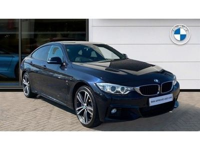 used BMW 435 4 Series d xDrive M Sport 5dr Auto [Professional Media] Diesel Hatchba