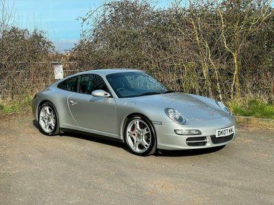 used Porsche 911S 2dr Tiptronic S
