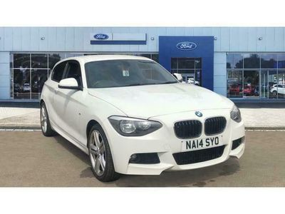 used BMW 120 1 Series d M Sport 3dr