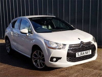 used Citroën DS4 1.6 e-HDi 115 DStyle 5dr