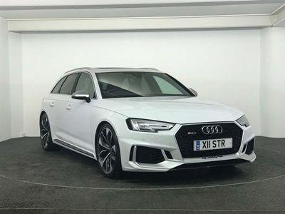used Audi RS4 Avant 2.9 TFSI V6 Avant Tiptronic quattro s/s 5dr