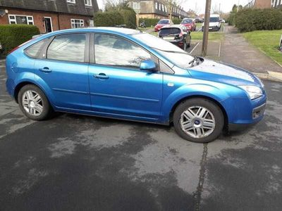 used Ford Focus GHIA 16V 2.0 5dr