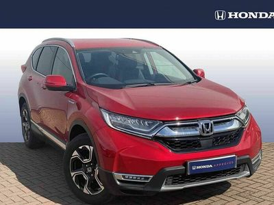 used Honda CR-V 2.0 i-MMD (184ps) 4WD SR 5-Door