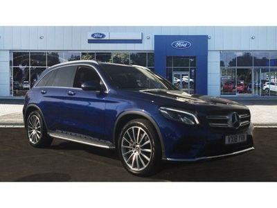used Mercedes 220 GLC4Matic AMG Line Prem Plus 5dr 9G-Tronic Diesel Estate