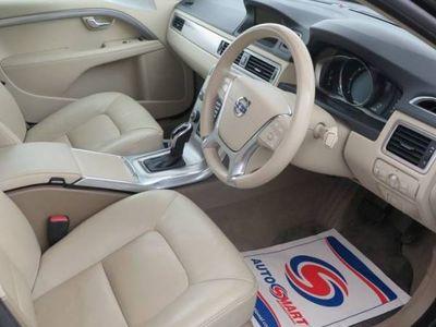 used Volvo S80 DIESEL AUTOMATIC SALOON 4 DOORS