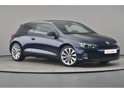 used VW Scirocco 2.0 TSI 180 BlueMotion Tech GT 3dr DSG Coupe 2016