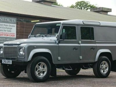 used Land Rover Defender 1102.2TD County Utility Station Wagon