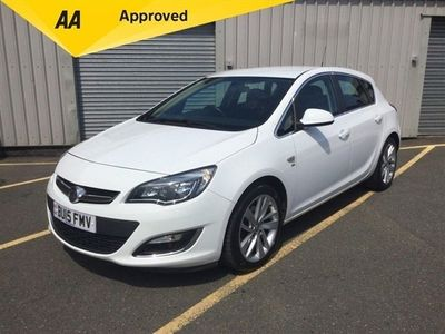 used Vauxhall Astra 1.6 Life 5dr