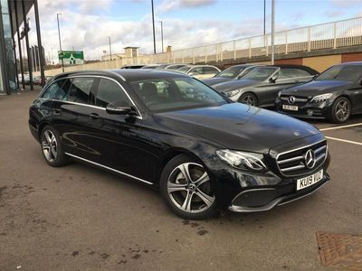 used Mercedes E220 E CLASS 2019 CoventrySE 5dr 9G-Tronic