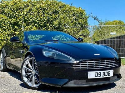 used Aston Martin DB9 5.9 Carbon Edition 2dr 2+0