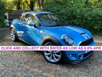 used Mini Coupé COUPE DIESEL MANUAL2 DOORS