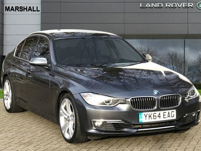 used BMW 330 3 Series d Luxury 4dr Step Auto Saloon 2014