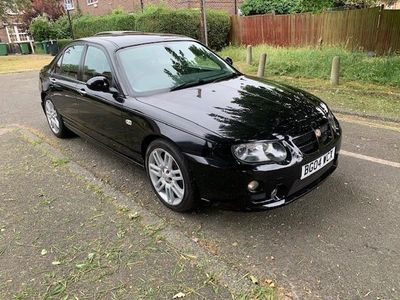 used MG ZT 2.0 135 CDTi + 4dr