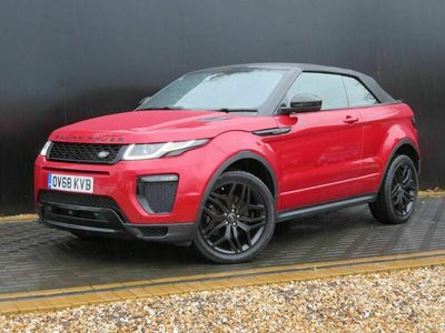 used Land Rover Range Rover evoque 2.0 TD4 HSE Dynamic Lux Auto 4WD (s/s) 2dr
