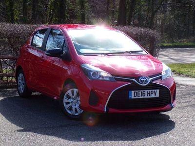 used Toyota Yaris 1.5 Hybrid Active 5Dr Cvt