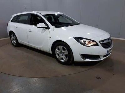 used Vauxhall Insignia Country Tourer Design