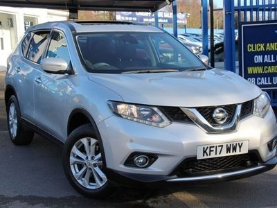 used Nissan X-Trail 2.0 ACENTA DCI XTRONIC 5d 175 BHP