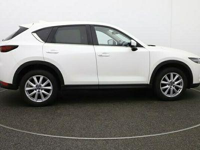 used Mazda CX-5 SPORT NAV 2018 (18)